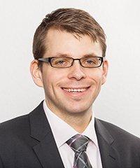 Fachbereichsleiter von ActivateHR Alexander Graf