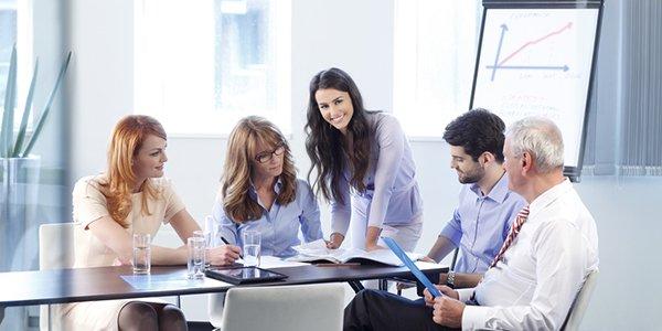 Workshop für individuelle Beratung im Bereich Vertretungsservice