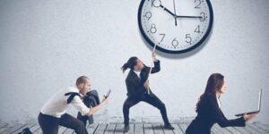 Mehrarbeitsantrag um Überstunden zu vermeiden
