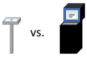 ESS Terminals - Tablets vs. Kiosk
