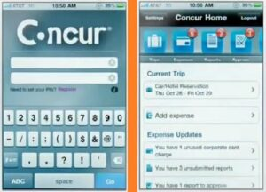 Concur Cloud login
