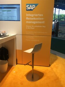 DSAG JK 2015 Counter / Travelmanagement der SAP