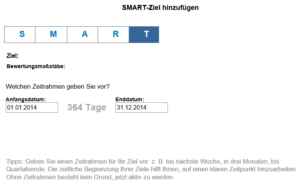SF GM SMART Ziel Assistent