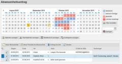 SAP ESS Abwesenheitsantrag Addon Webinar