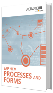 SAP HR Processes and Forms