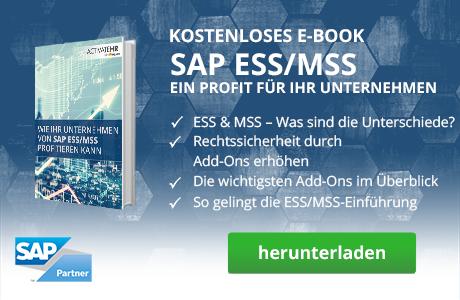 SAP ESS/MSS EBook