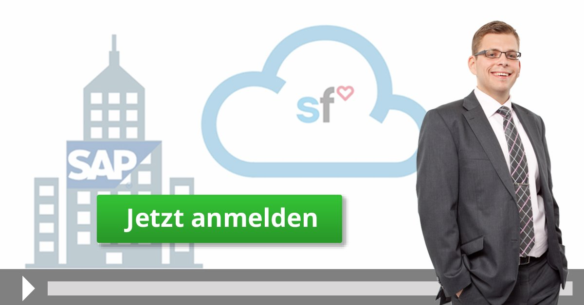 Webinar SAP HCM Strategie