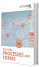 E-Book SAP Processes ans Forms