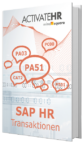 SAP HR Transaktionen