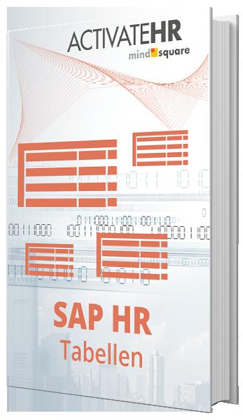 SAP HR Tabellen