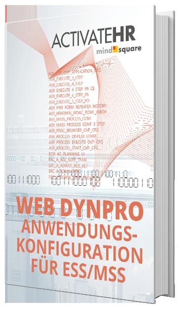 Web Dynpro Anwendungskonfiguration für ESS/MSS