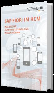 SAP Fiori im HCM E-Book Cover
