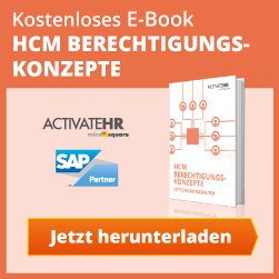 ebook-activate-HCM Berechtigungen