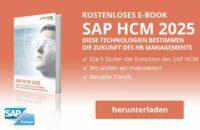 Überblick SAP HCM E-Book