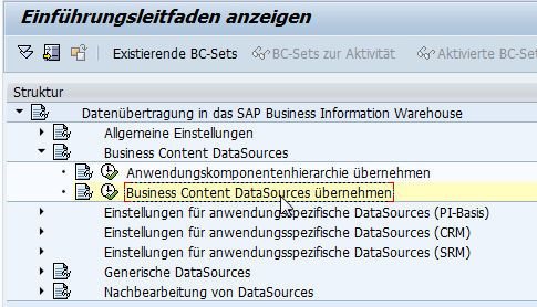 BW Datasources 3