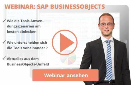 SAP BusinessObjects Webinar