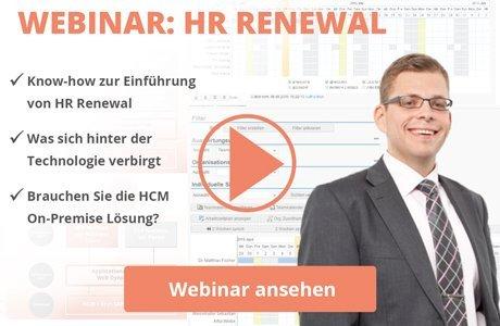 HR Renewal Webinar