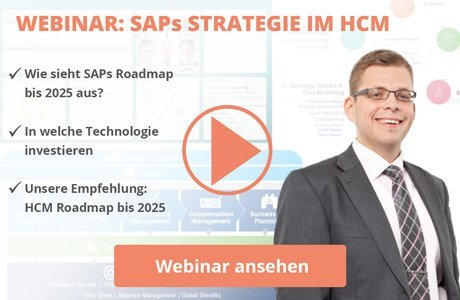 SAPs Strategie im HCM
