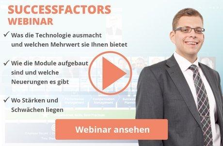 SuccessFactors Webinar