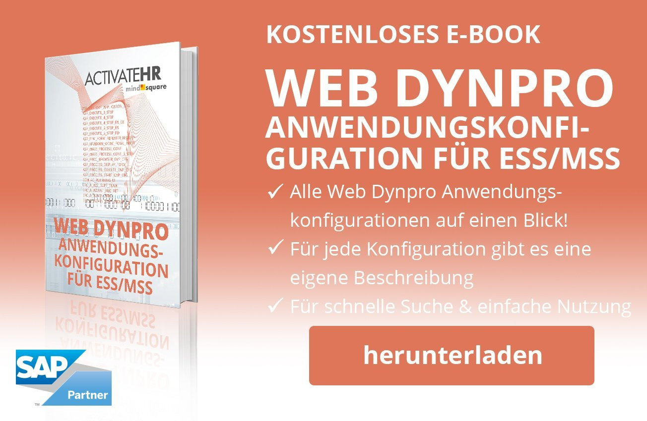 E-book Anwendungskonfiguration
