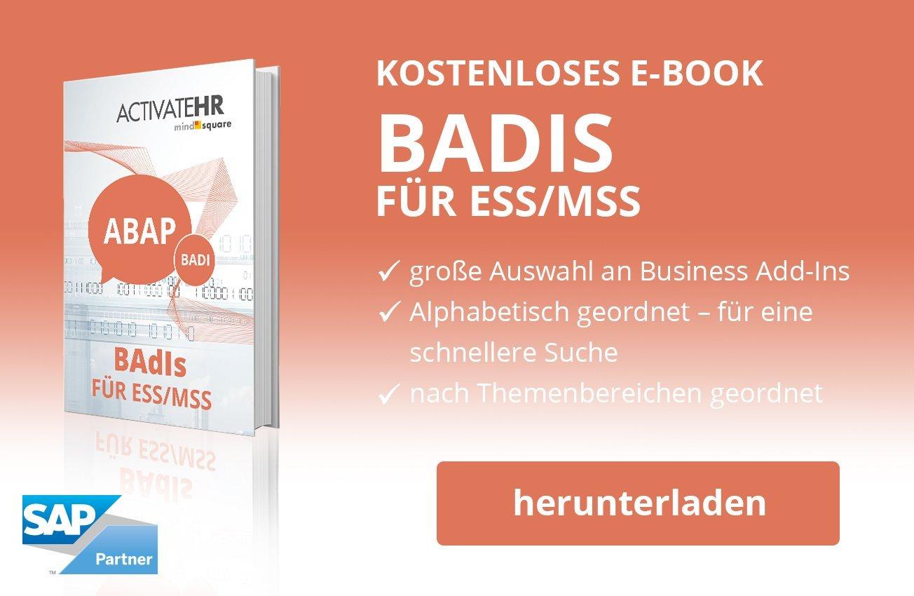 E-Book SAP HCM Processes and Forms