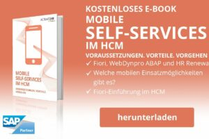 E-Book Mobile Self-Services