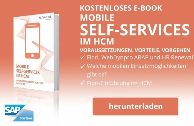 E-Book Mobile Self-Services