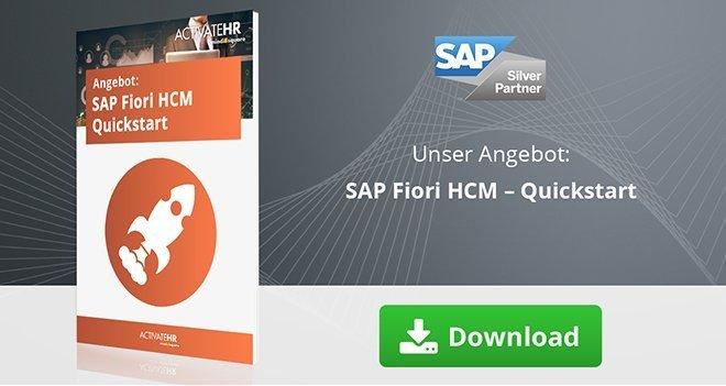 SAP Fiori HCM Quickstart