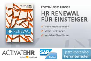 E-Book HR Renewal