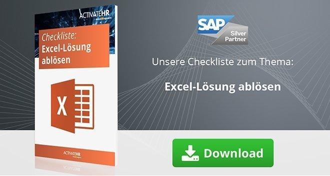Excel-Lösung ablösen