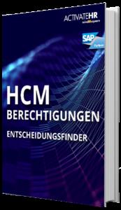 E-Book SAP HCM Berechtigungen