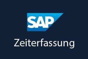 SAP Zeiterfassung