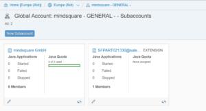SuccessFactors mit der SAP Cloud Platform verbinden