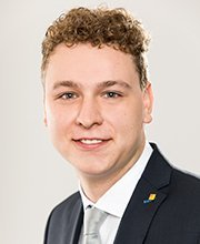 Benjamin Salmen, zertifizierter SAP Consultant, mindsquare AG