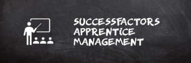 Online Ausbildungsmanagement mit Successfactors Apprentice Management
