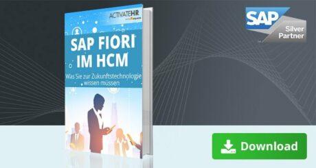 SAP Fiori in HCM
