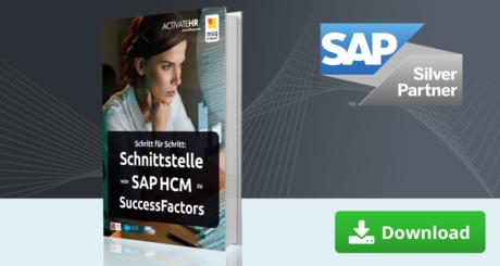 Unser E-Book zum Thema SAP HCM zu SuccessFactors