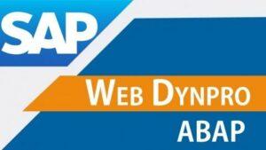SAP Dynpro ABAP