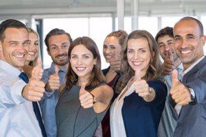 Mitarbeiterzufriedenheit