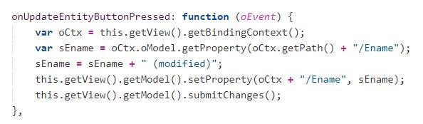 DetailController Modify Name