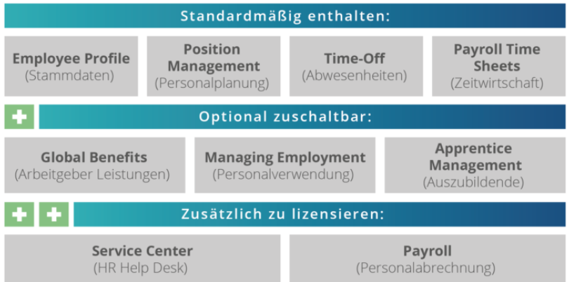 Kurzarbeit SuccessFactors