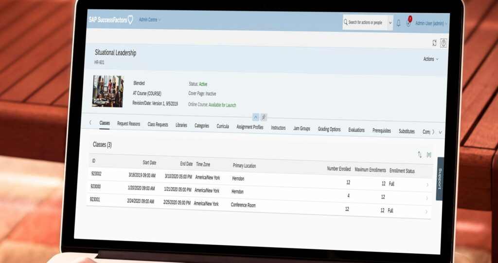 SuccessFactors Release Q1 2020