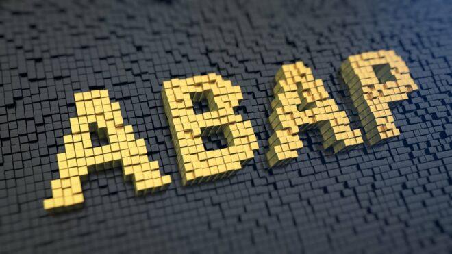 Varianten in ABAP