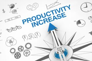 Productivity increase / Compass