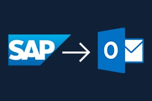 Outlook Integration SAP